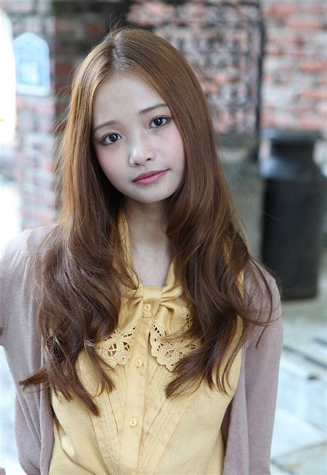 teen girls long hair korean hairstyles for teenage girls 2013 make hairstyles