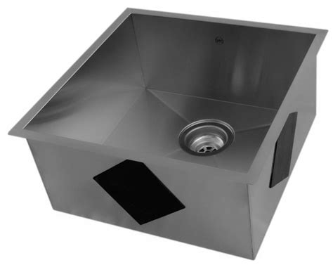 Discount Undermount Kitchen Sinks Single Sink Onyx Kgsl2017 8on Canada Discount Canadahardwaredepot