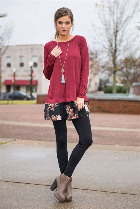 Dress Of The Day Sweater Trim Tunic by Best 25 Tunic Tops Ideas On Tunics Tunic And