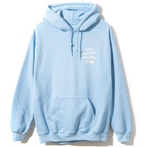 light blue chion hoodie sky is falling hoodie 685 sek liked on polyvore