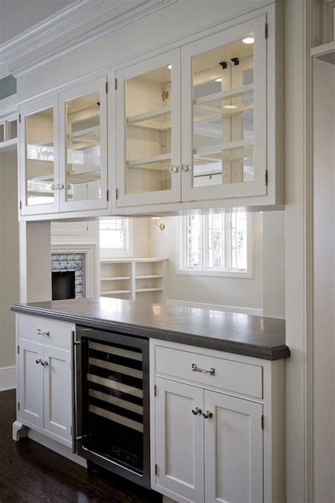 upper kitchen cabinets with glass doors best glass front cabinets ideas on pinterest inside