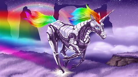 unicorn rainbow rainbow unicorns images rainbow unicorns hd wallpaper and