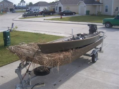 cheap hunting boats homemade duck blinds how to diy download pdf blueprint uk