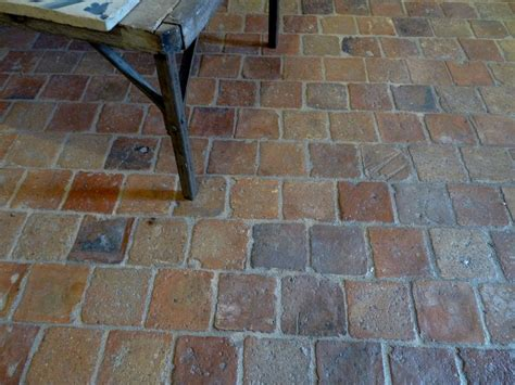 Terra Cotta Floor Tile by Antique Terra Cotta Tiles