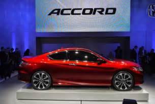 Honda Accord Coupe 2013 2013 Honda Accord Coupe Concept Detroit 2012 Photos Photo