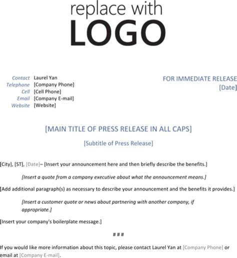 event press release template word press release template peerpex