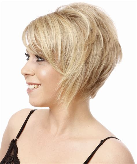 layered feathered back hair short hairstyle 2013 chin length tapered bob short in back short hairstyle 2013