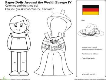 printable paper dolls from around the world pinterest the world s catalog of ideas