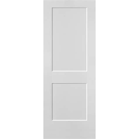 Masonite Interior Doors Canada Masonite Logan 2 Moulded Panel Door Primed 30 Quot X 80 Quot R 233 No D 233 P 244 T