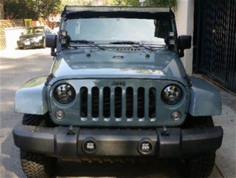 2015 jeep wrangler light bar jeep wrangler 2007 2015 led light bar and dual spot beam