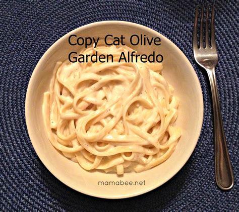 Olive Garden Alfredo Sauce Ingredients by Copy Cat Olive Garden Alfredo Recipe A Blender