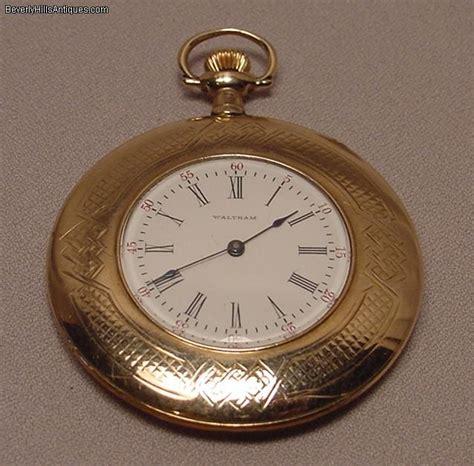 antique waltham gf pendant pocket for sale
