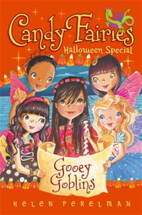 Gooey Goblins fairies books by helen perelman and erica