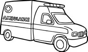 coloriage ambulance et dessin 224 imprimer