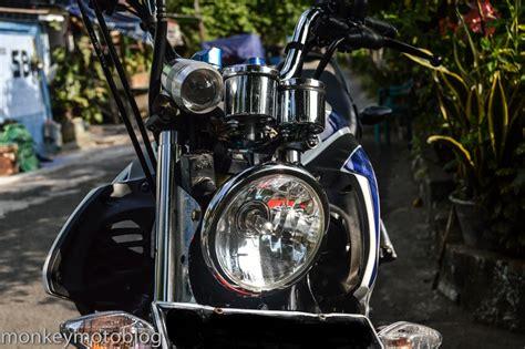 Bohlam Lu Vixion Model Bulat modifikasi honda cb150 streetfire dengan lu bulat lunya lebih besar lebih kece nih