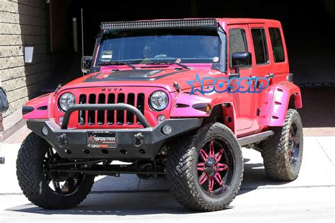 amber rose jeep amber rose and blac chyna have a girls day out amber rose
