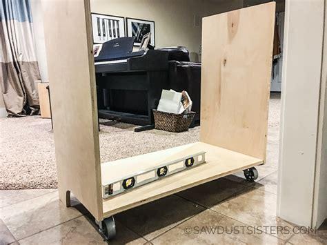 mini refrigerator storage cabinet diy mini refrigerator storage cabinet free plans