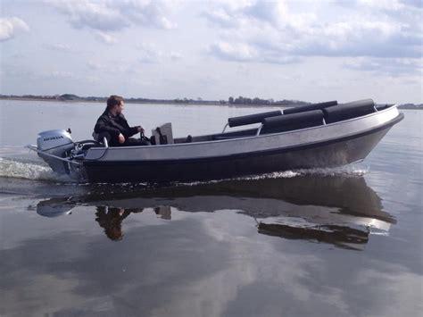 aluminium boot huren aluminium sloep sloep harderwijk botentehuur nl