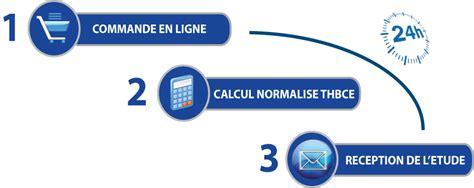 bureau d 騁ude thermique rt 2012 etudes thermiques rt2012 en ligne et attestations pour permis