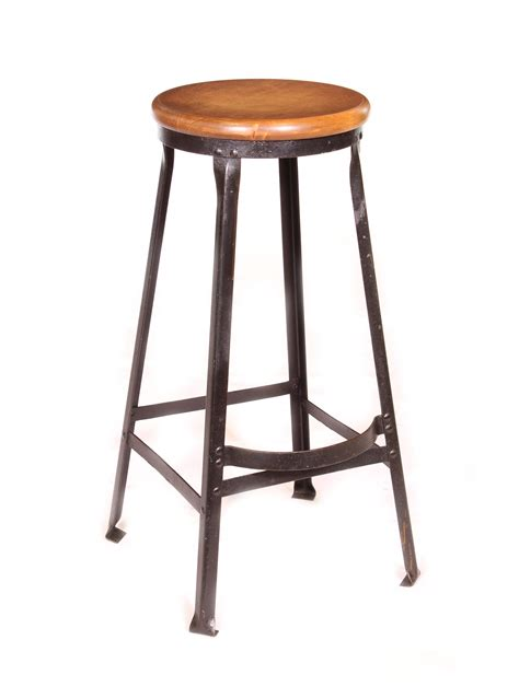 Stool Shopping by Factory Shop Stool Vintage Industrial By Get Back Inc