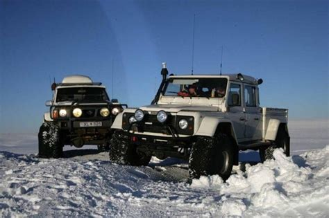 land rover iceland iceland land rover 4 door truck style quot