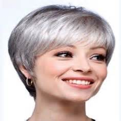 front and back pictures of hairstyles for gray hair 1000 images about canas corto bob short gray hair bob