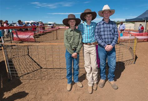 section 678 trust tambo stock show in glorious colour queensland country life