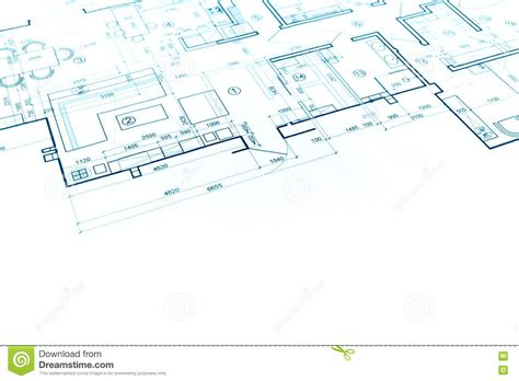 design blueprint blueprint floor plan technical drawing construction background stock photo image 71787902
