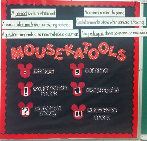 Disney Classroom Decorations by Mouskatools Mickey So I Had To Find A Way To