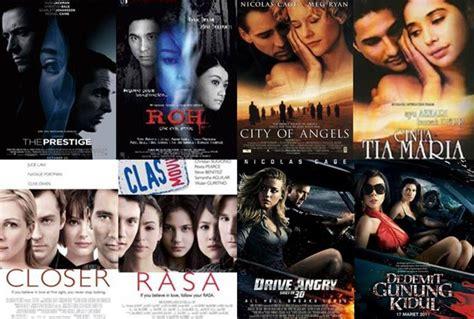 film drama hollywood yang bagus inilah poster film indonesia yang mirip hollywood