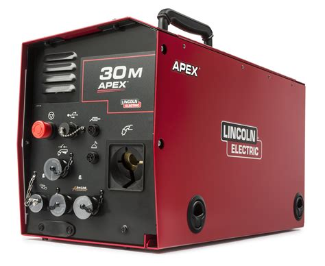 lincoln electric wire feeder lincoln electric newsroom portable apex 30m controller