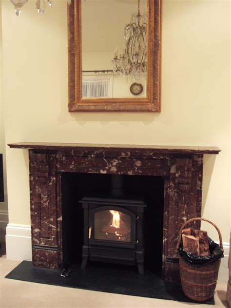 attractive Stone And Wood Fireplace #5: DSCF0821.jpg
