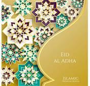Islamic Styles Decorative Background Vector 01