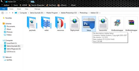 tutorial untuk adobe photoshop cs3 tutorial install adobe photoshop cs3
