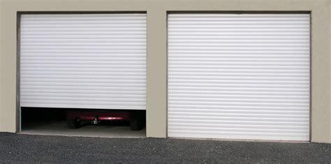 portes de garage enroulable en aluminium david fermetures