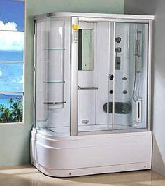 4 Ft Bathtub Shower Combo by Steam Shower Bath Tub Combo Lineaaqua Shine Has A