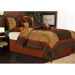 Walmart Bedroom Comforter Sets Sybil 7 Bedding Comforter Set