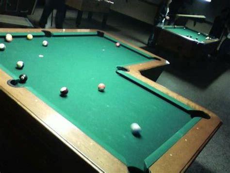 right angle pool table wonderful world of billiards