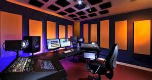 Small Home Recording Studio Setup - auralex acoustics recording studios