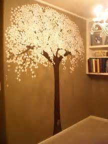 Wall Murals For Nursery tree wall murals for nursery cherry tree mural hand painted murals