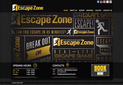 Unique Business Ideas Real Life Escape Rooms Escape Room Website Template