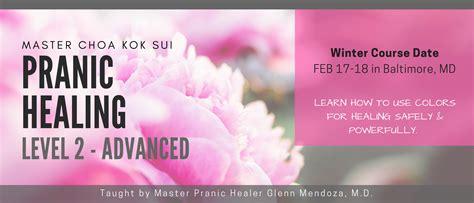 Pranic Healing And Detox by Pranic Healing Level 2 Advanced Course Pranic Healing