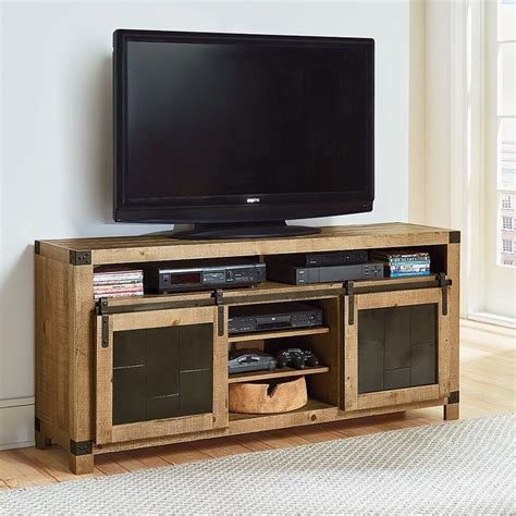 mojo console mojo 64 inch console by progressive furniture furniturepick