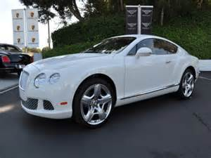 2013 Bentley For Sale 2013 Bentley Continental Gt For Sale Dnextauto