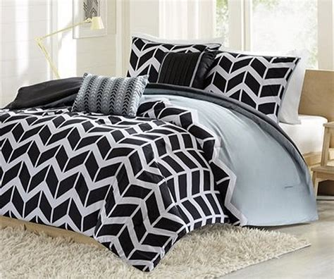 black and white chevron comforter set black and white chevron comforter set 28 images