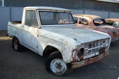 1966 1977 Ford Broncos For Sale Ford Bronco 1966 1977 For Sale Autos Weblog