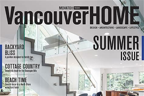 home design magazine vancouver synthesis design featured in magazine vancouver interior