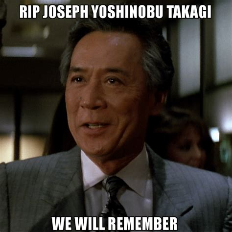 Meme Generator Reddit - rip joseph yoshinobu takagi we will remember make a meme