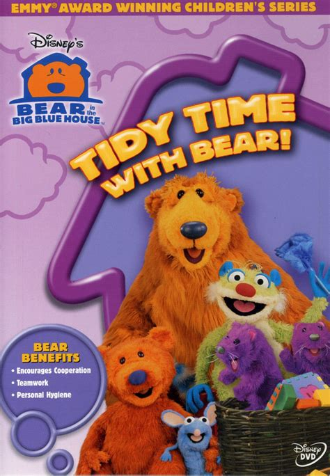 Bear Blue House Dvd Pictures To Pin On Pinterest Pinsdaddy