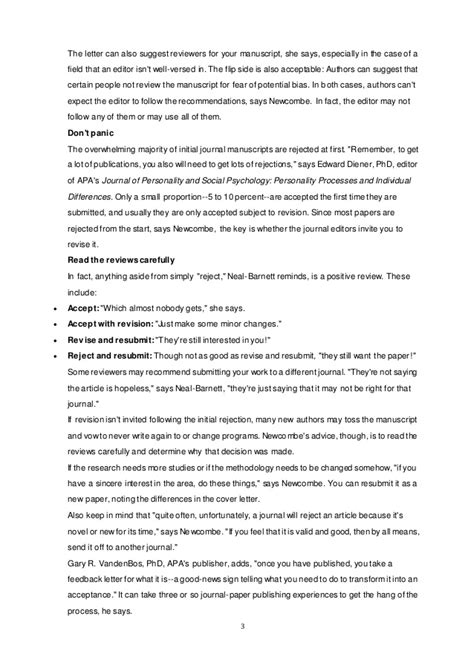 revise and resubmit cover letter 28 revise and resubmit cover letter the peer review